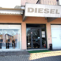 Diesel Outlet Milan Italy